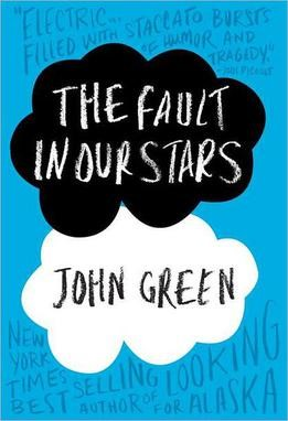 1. The fault in our stars by John Green