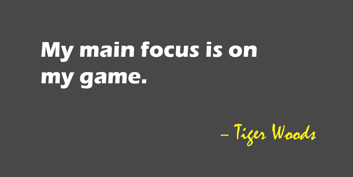 Tiger Woods Quote 3