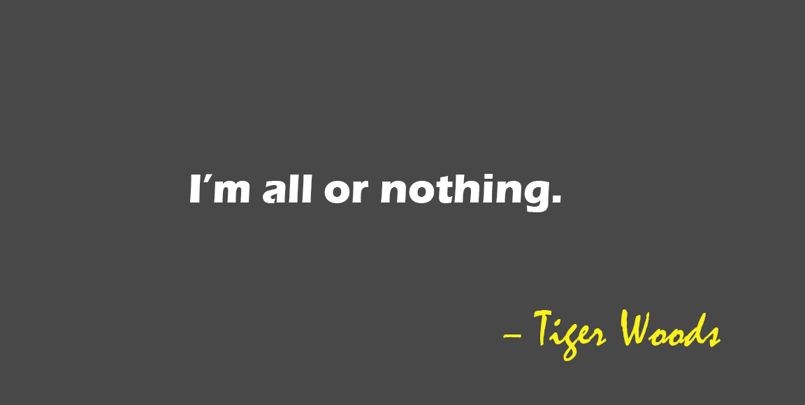 Tiger Woods Quote 7