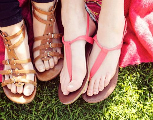 Head Up Your Style Game with Girls' Shoes