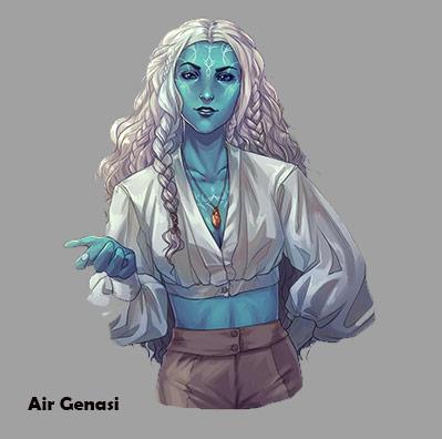 Air Genasi