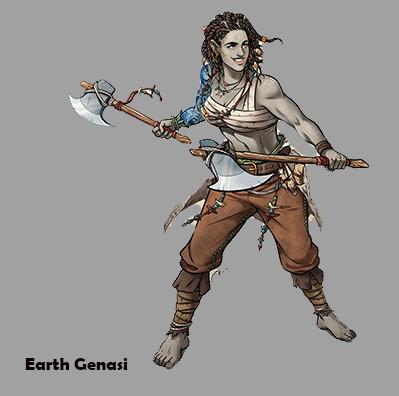 Earth Genasi